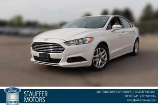 Used 2015 Ford Fusion SE for sale in Tillsonburg, ON