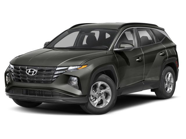2022 Hyundai Tucson 2.5L FWD PREFERRED NO OPTIONS