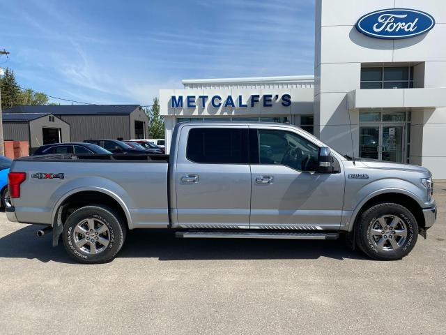 2020 Ford F-150 Supercrew LARIAT 502A