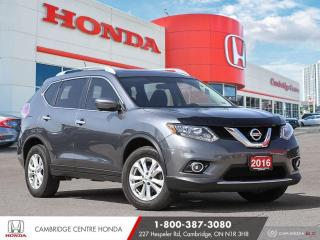 Used 2016 Nissan Rogue BLUETOOTH | REARVIEW CAMERA for sale in Cambridge, ON