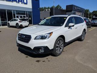Used 2017 Subaru Outback 2.5i Premier w/Tech Pkg for sale in Charlottetown, PE