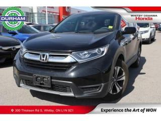 Used 2019 Honda CR-V LX 2WD | CVT | Android Auto/Apple CarPlay for sale in Whitby, ON