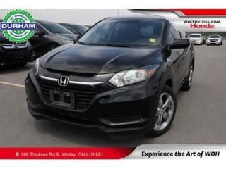 Used 2018 Honda HR-V LX FWD   CVT   Android Auto/Apple CarPlay for sale in Whitby, ON