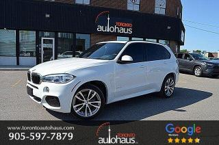 Used 2017 BMW X5 35D I NAVI I PANO I LANE DEPART I M PKG. I BSM for sale in Concord, ON