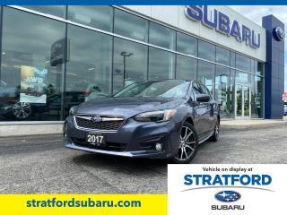 Used 2017 Subaru Impreza Sport for sale in Stratford, ON