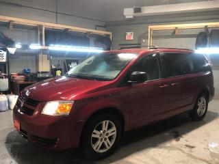 Used 2010 Dodge Grand Caravan SE * Stow N Go * Roof Rails * 17 inch Alloy Rims *3.3L V6 * 4-Speed Automatic * 7 Passenger * Cruise Control * Voice Recognition * AM/FM/SXM/CD/Aux * for sale in Cambridge, ON