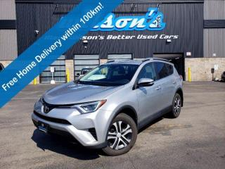 Used 2017 Toyota RAV4 LE AWD - Reverse Camera, Heated Seats, Toyota Safety Sense Pkg, Lane Departure and More! for sale in Guelph, ON