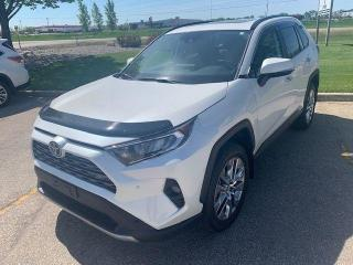 Used 2020 Toyota RAV4 LIMITED AWD for sale in Portage la Prairie, MB