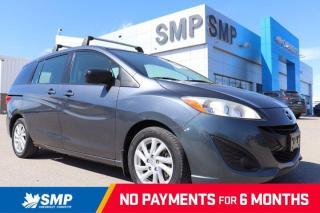 Used 2012 Mazda MAZDA5 GS- for sale in Saskatoon, SK