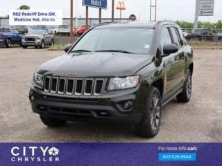 Used 2017 Jeep Compass for sale in Medicine Hat, AB