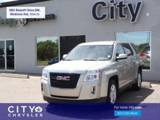 Used 2015 GMC Terrain SLE-1 for sale in Medicine Hat, AB