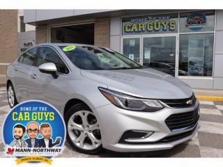 Used 2016 Chevrolet Cruze Premier   One Owner, No Accidents. for sale in Prince Albert, SK