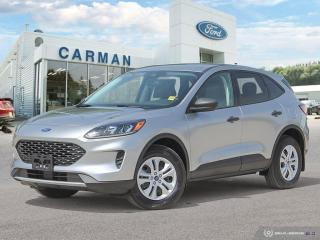 New 2021 Ford Escape S for sale in Carman, MB