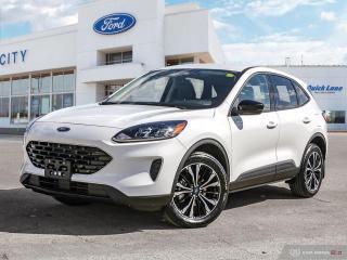 New 2021 Ford Escape 4dr SE for sale in Winnipeg, MB