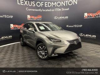 Used 2018 Lexus NX 300 Luxury Package for sale in Edmonton, AB