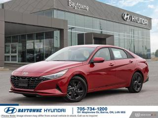 New 2021 Hyundai Elantra Preferred IVT Sun and Tech for sale in Barrie, ON