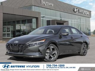 New 2021 Hyundai Elantra Ultimate IVT Tech (Two Tone) for sale in Barrie, ON