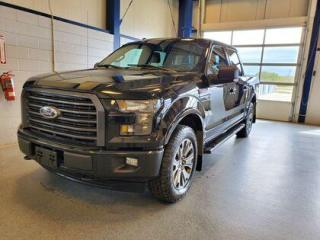 Used 2017 Ford F-150 4WD SuperCrew 157  XLT for sale in Moose Jaw, SK
