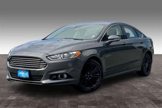 Used 2014 Ford Fusion SE AWD for sale in Langley, BC