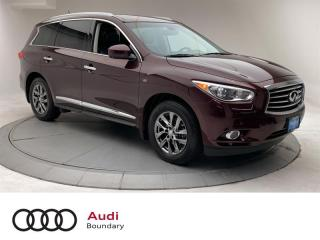 Used 2015 Infiniti QX60 AWD for sale in Burnaby, BC