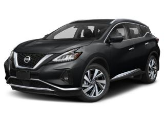 New 2021 Nissan Murano SL for sale in Peterborough, ON
