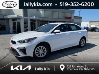 New 2021 Kia Forte LX for sale in Chatham, ON