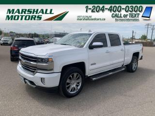 Used 2017 Chevrolet Silverado 1500 High Country for sale in Brandon, MB