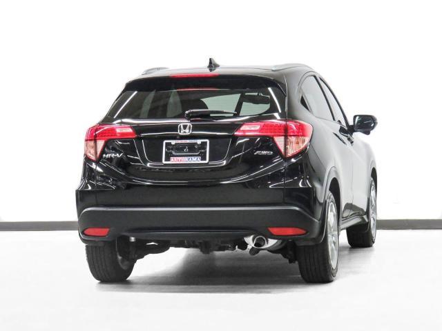 2016 Honda HR-V EX-L AWD Navigation Leather Sunroof Backup Cam