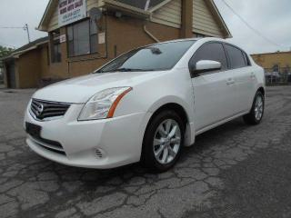 Used 2012 Nissan Sentra 2.0L CVT Automatic Spoiler Alloys Certified 176Km for sale in Rexdale, ON