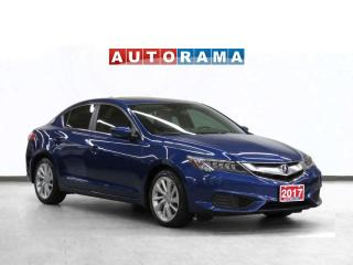 Used 2017 Acura ILX TECH PKG NAVIGATION LEATHER SUNROOF BACKUP CAM for sale in Toronto, ON