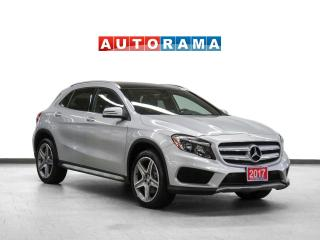 Used 2017 Mercedes-Benz GLA 250 4Matic Navigation Leather Panoramic Sunroof for sale in Toronto, ON