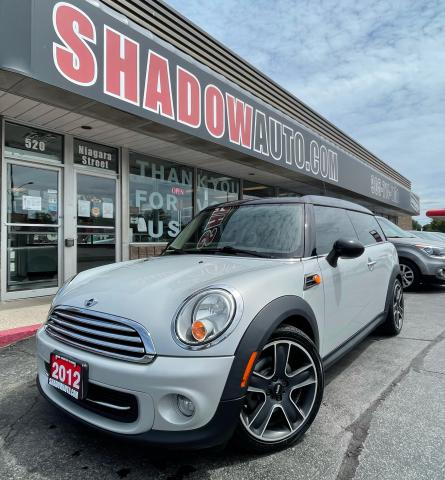2012 MINI Cooper Clubman CLUBMAN - HEATED LEATHER SEATS/ PANO ROOF/ B-TOOTH