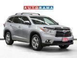 2016 Toyota Highlander Hybrid Limited Hybrid AWD Nav Leather PanoRoof Bcam