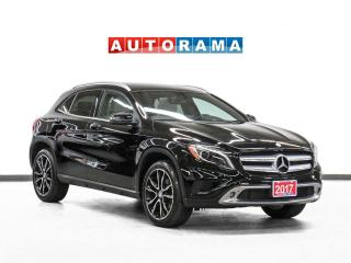 Used 2017 Mercedes-Benz GLA 250 4Matic Navigation White Leather Sunroof for sale in Toronto, ON