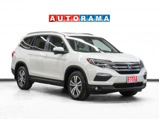 Used 2017 Honda Pilot EX-L AWD Navigation Leather Sunroof Bcam for sale in Toronto, ON