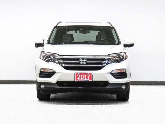 2017 Honda Pilot EX-L AWD Navigation Leather Sunroof Bcam