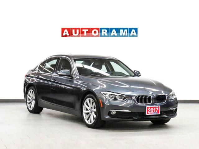 2017 BMW 320i xDrive Red Leather Interior Sunroof