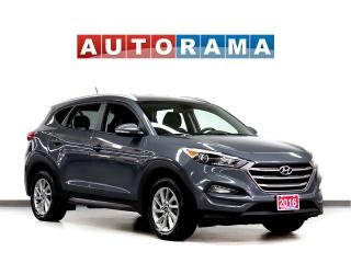 Used 2017 Hyundai Tucson Navigation Leather Sunroof AWD Back up camera for sale in Toronto, ON