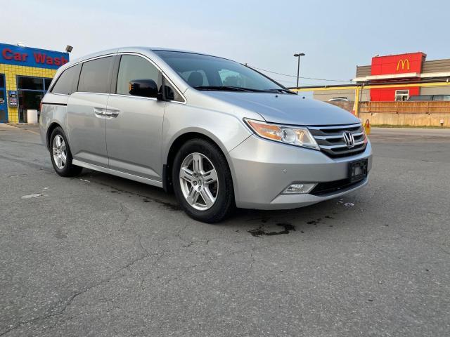 2012 Honda Odyssey TOURING NAVIGATION/REAR CAMERA/8 PASS Photo7