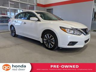 Used 2017 Nissan Altima 2.5 for sale in Red Deer, AB