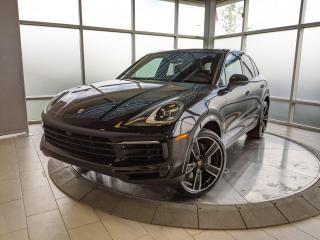 New 2020 Porsche Cayenne S for sale in Edmonton, AB