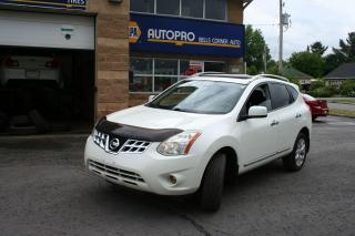 Used 2013 Nissan Rogue SV AWD for sale in Nepean, ON