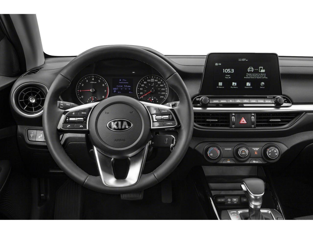 2021 Kia Forte EX IVT