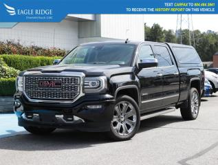 Used 2016 GMC Sierra 1500 Denali Navigation, Leather, Heated Seats for sale in Coquitlam, BC