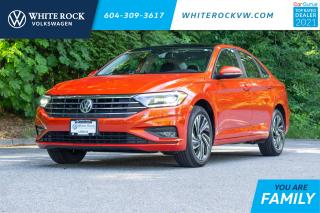 Used 2019 Volkswagen Jetta 1.4 TSI Execline *DIGITAL DASH* *LANE ASSIST* *ADAPTIVE CRUISE* *LEATHER* *SUNROOF* for sale in Surrey, BC