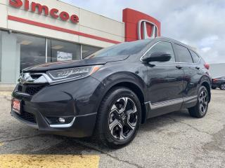 Used 2019 Honda CR-V Touring for sale in Simcoe, ON