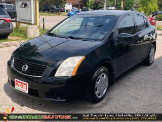 Used 2008 Nissan Sentra 2.0 LOW KM NO ACCIDENT WARRANTY CERTIFIED for sale in Oakville, ON