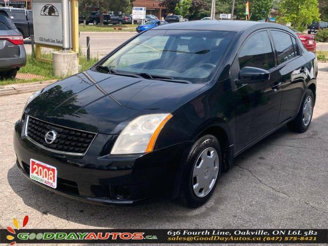 2008 Nissan Sentra 2.0|LOW KM|NO ACCIDENT|WARRANTY|CERTIFIED