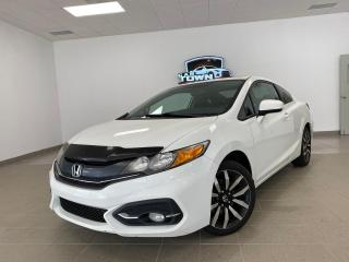 Used 2014 Honda Civic Coupe EX-L for sale in Brampton, ON