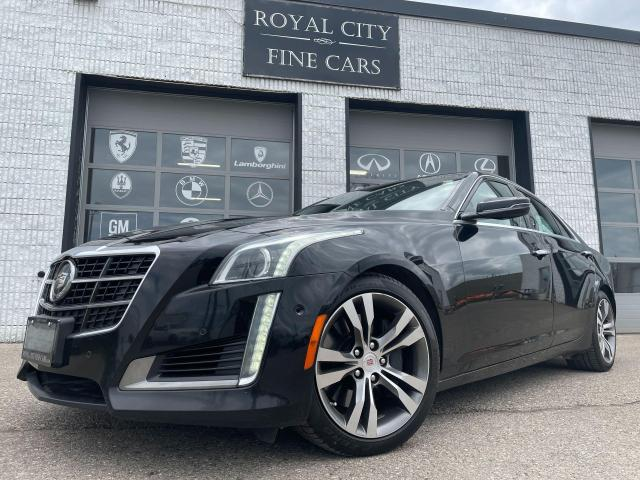 2014 Cadillac CTS VSPORT// TWIN TURBO // PREMIUM // 420HP
